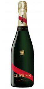G.H Mumm Champagne