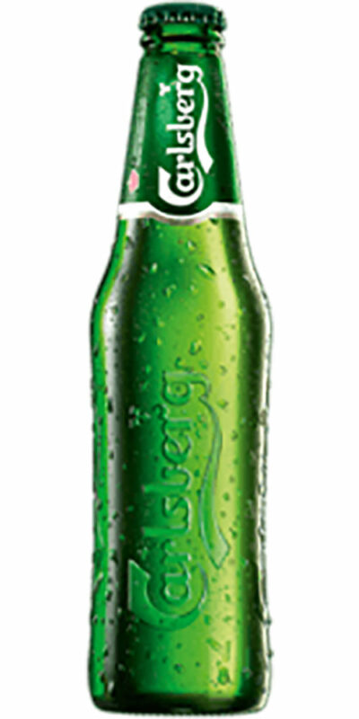 Carlsberg Green stubby 330ml