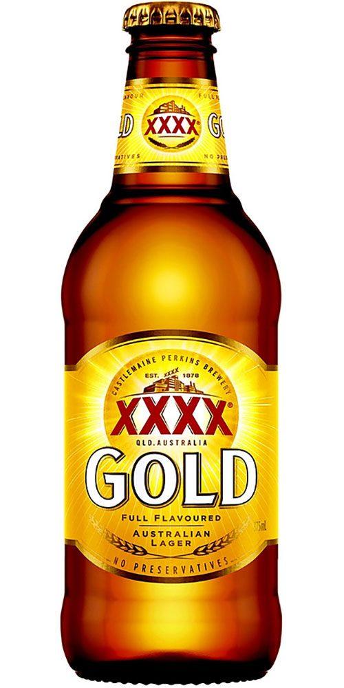 XXXX Gold Stubbies 375ml