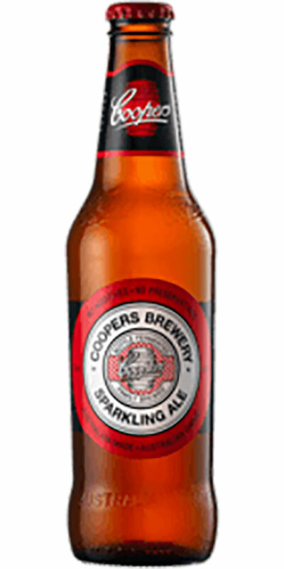 Coopers Sparkling Ale stubby 375ml