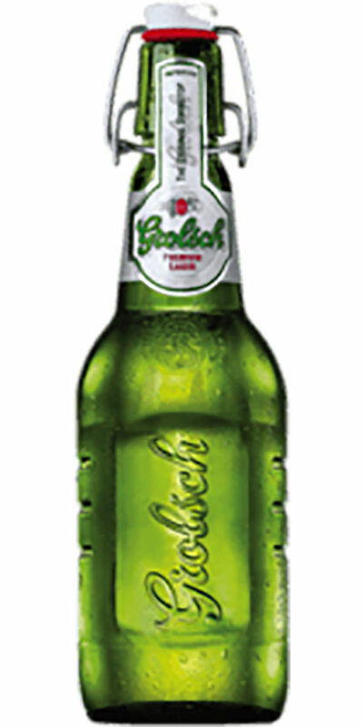 Grolsch Swingtop stubby 450ml