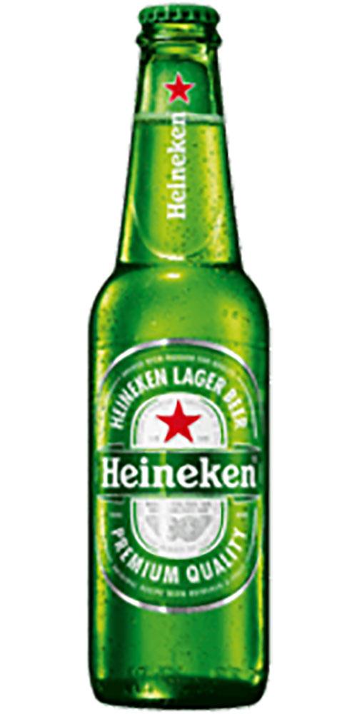 Heineken Lager Stubby 330ml Carton Bayfield S