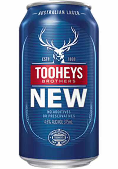 Tooheys New Can 375ml