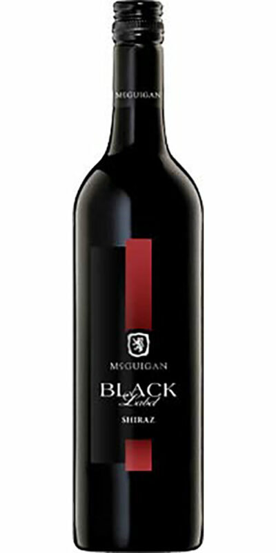 McGuigan Black Label Shiraz 750ml