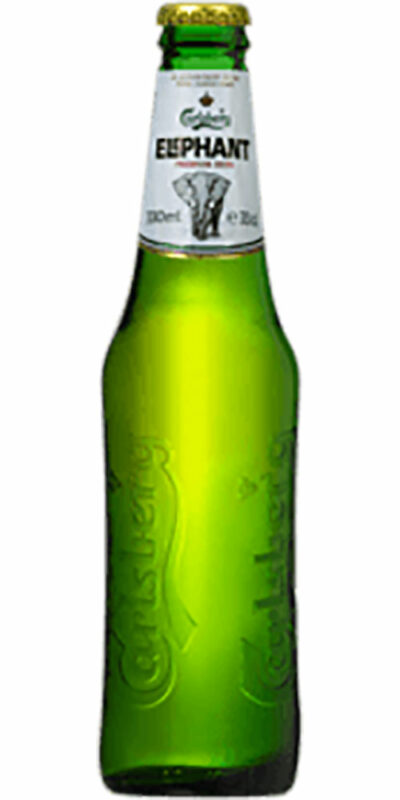 Carlsberg Elephant Beer 330ml