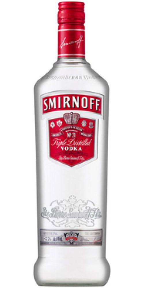 Smirnoff Vodka 1lt