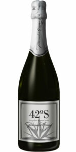 42 Degrees South Sparkling Brut Nv 750ml