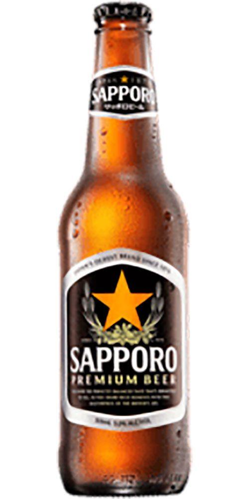 Sapporo Premium Bottle 335ml