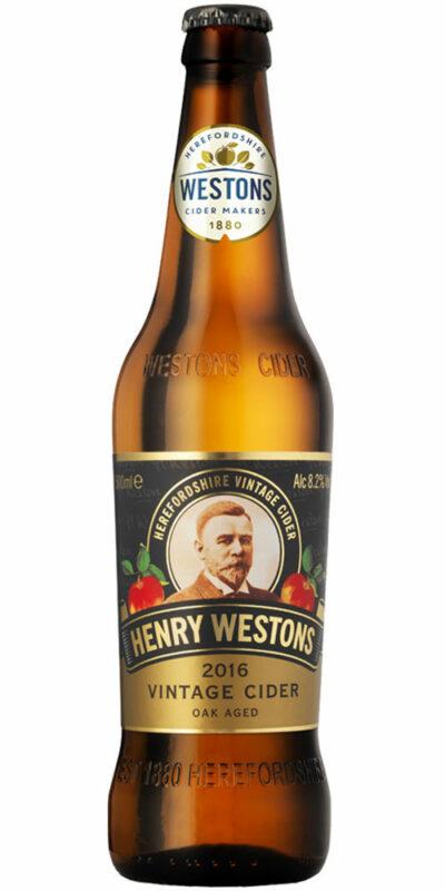 Westons Vintage Cider 500ml Carton