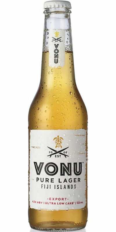 Vonu Lager Bottle 330ml