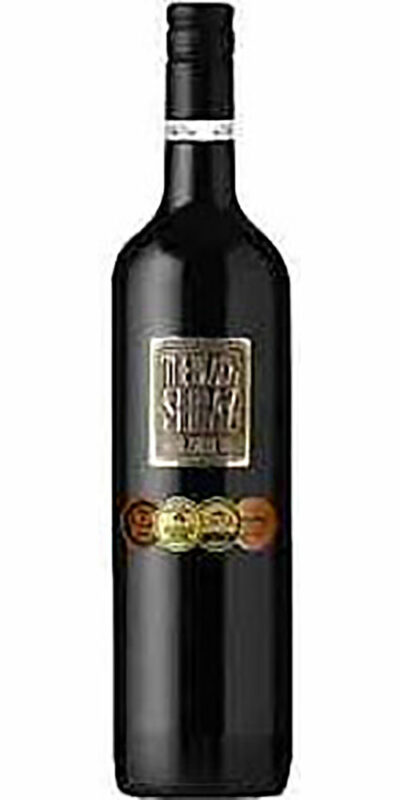 Berton Vineyards Metal Range The Black Shiraz 750ml