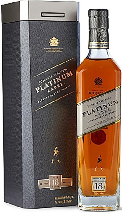Johnnie Walker Platinum 18 Year Old 700ml