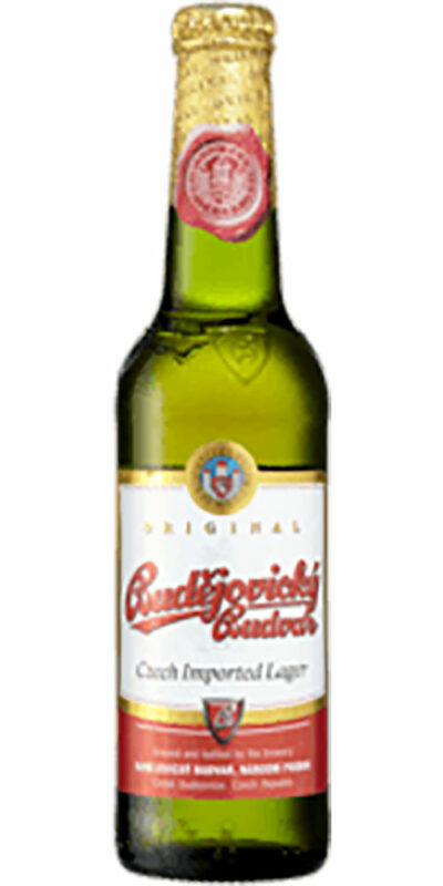 Budvar Bottle 330ml