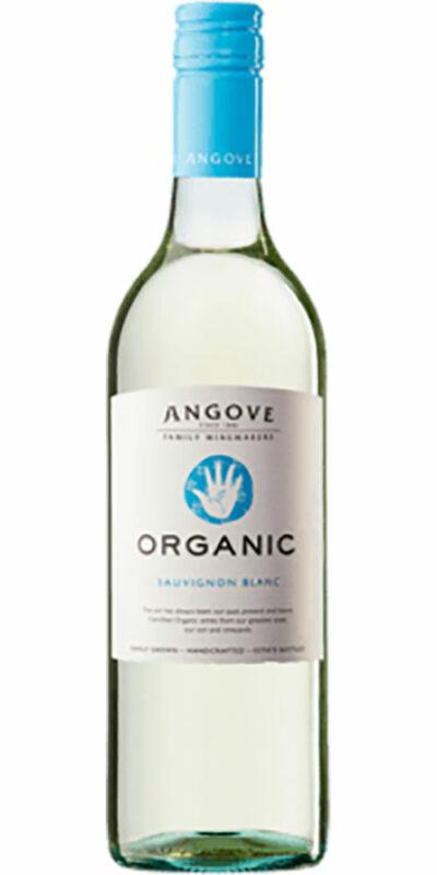 Angove Organic Sauvignon Blanc 750ml