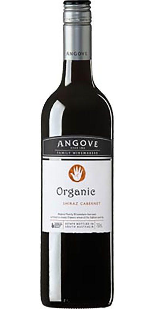 Angove Organic Shiraz Cabernet 750ml