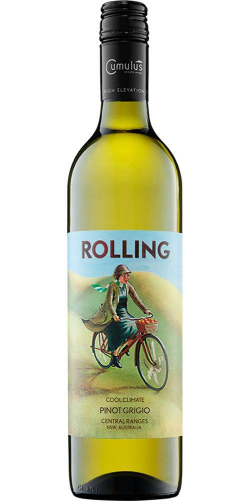 Rolling Pinot Grigio 750ml