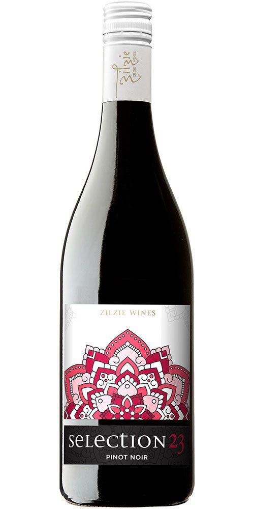 Zilzie Selection 23 Pinot Noir 750ml