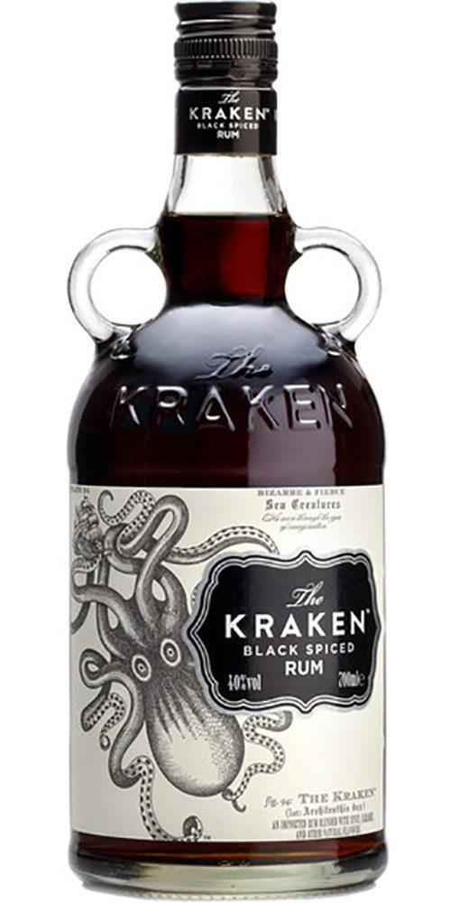 Kraken Spiced Rum 700ml