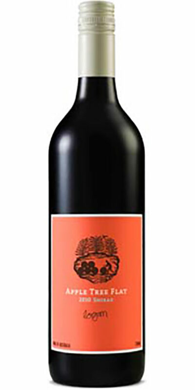 Apple Tree Flat Shiraz 750ml