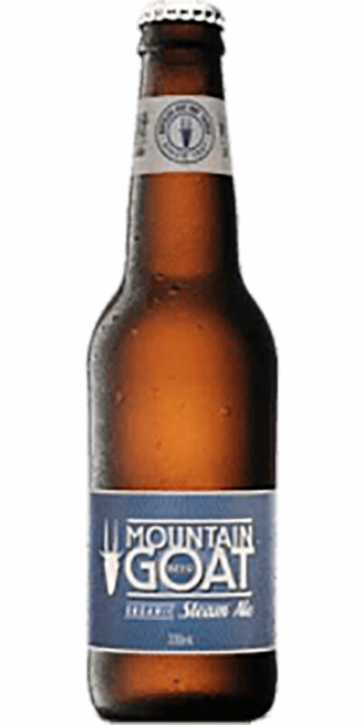 Mountain Goat Steam Ale Bottle 330ml