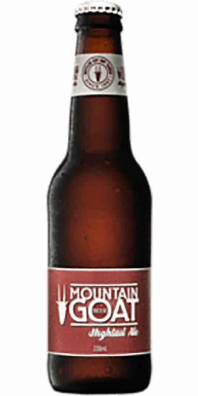 Mountain Goat Hightale Ale Bottle 330ml