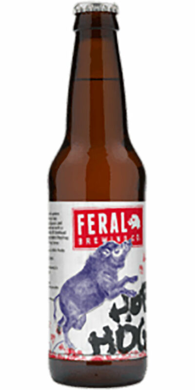 Feral Hop Hog IPA Bottle 330ml
