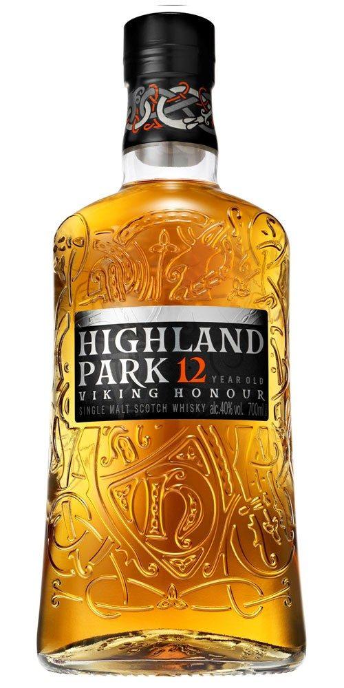 Highland Park 12 Year Old Whisky 750ml
