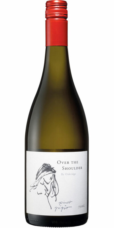 Oakridge Over the Shoulder Pinot Grigio 750ml