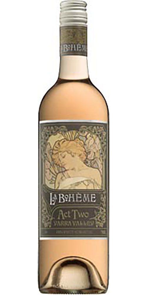 La Boheme Act Two Rosé 750ml