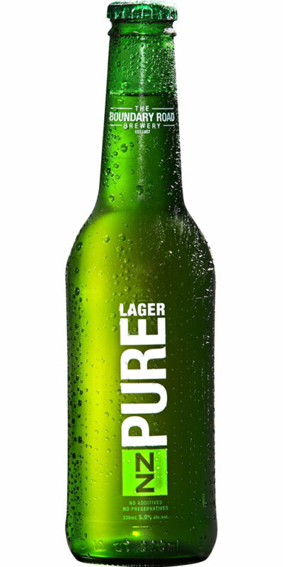 NZ Pure stubby 330ml