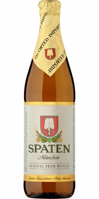 Spaten Lager 500ml