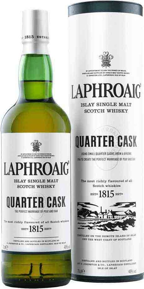 Laphroaig Quarter Cask 700ml