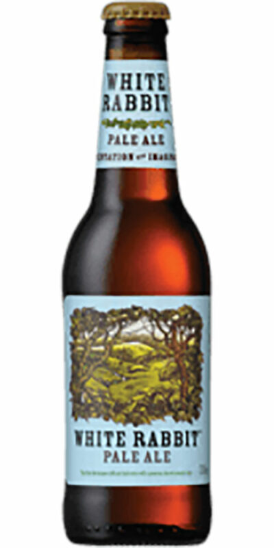 White Rabbit Pale Ale Bottle 330ml