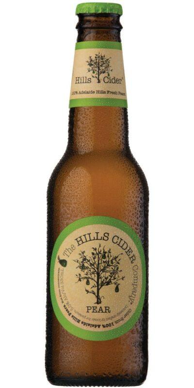 The Hills Cider Company Pear Cider 330mL