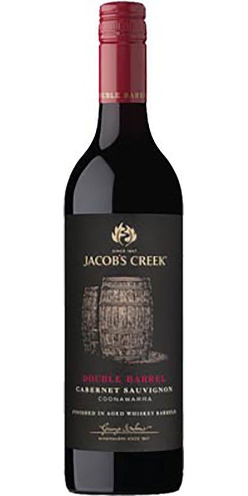 Jacob's Creek Double Barrel Cabernet Sauvignon 750ml