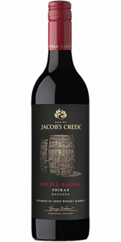 Jacob's Creek Double Barrel Shiraz 750ml