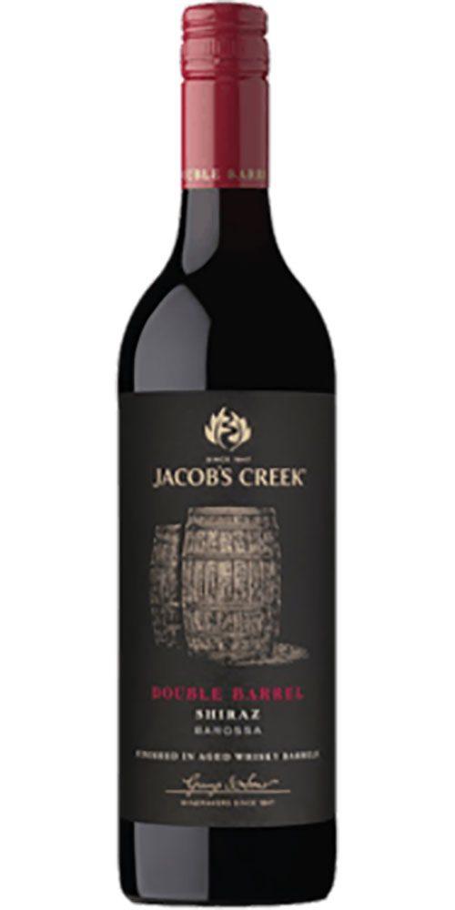 Jacob's Creek Double Barrel Shiraz 750ml