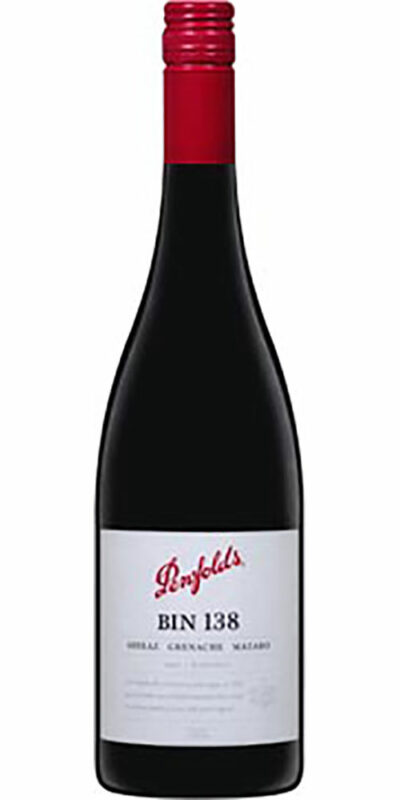 Penfolds Bin 138 Shiraz Grenache Mataro 2012 750ml