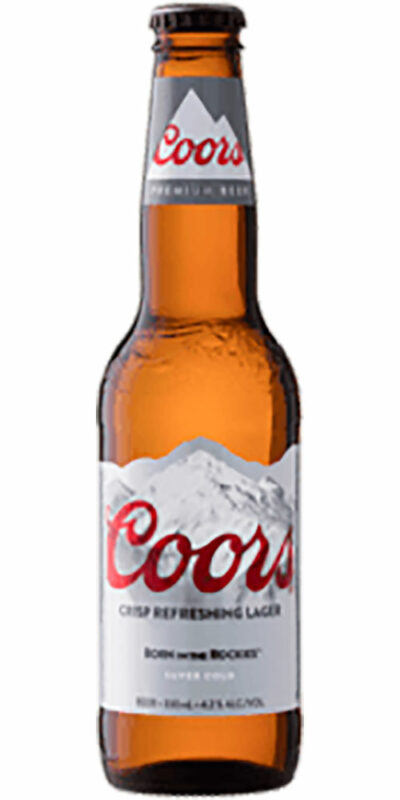 Coors Bottle 355ml