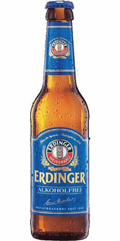 Erdinger Alcohol Free Bottle 330ml