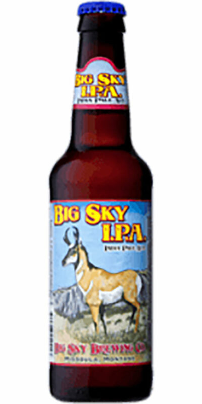 Big Sky IPA Bottle 355ml