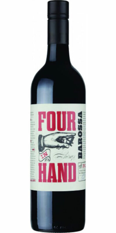Four In Hand Shiraz