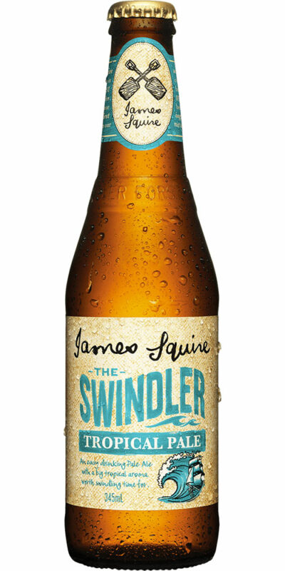 James Squire Swindler Tropical Ale 345ml