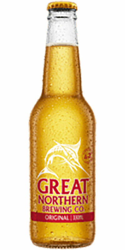 Great Northern Brewing Bottle 330ml