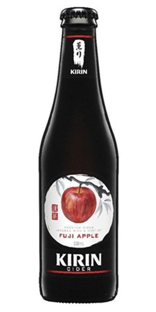 kirin fuji apple cider stubbies