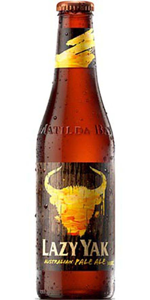 Lazy Yak Pale Ale Bottle 345ml
