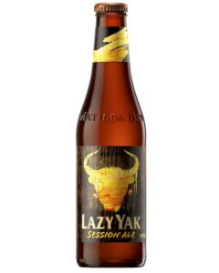 Yak Ales Lazy Yak Matilda Bay Pale Ale 3.5% Bottles 345mL