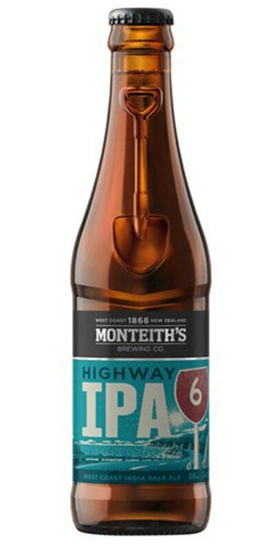 Monteith's Highway IPA