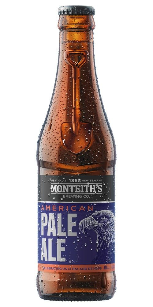 Monteith's American Pale Ale 330mL