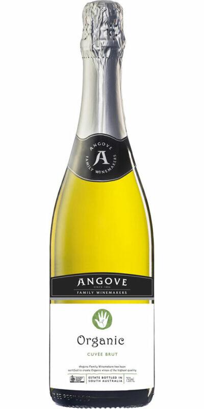Angove Organic Sparkling 750ml